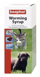 Beaphar Worming Syrup 45 ml