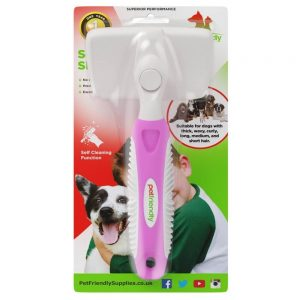 Slicker Brush for Dogs and Cats Review