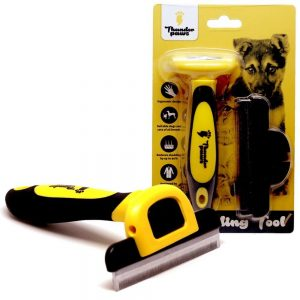 Thunderpaws Grooming Brush review