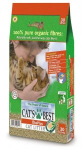 Cat Litter - Cats Best Okoplus Clumping Cat Litter